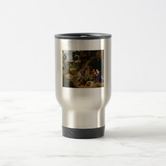 Giorgione Art Travel Mug