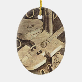 Giorgione: Instrumentos musicales (música) Ornamento De Navidad