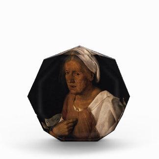 Giorgione- la mujer mayor