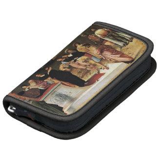 Giorgione- Moses que experimenta ensayo por el fue Organizador