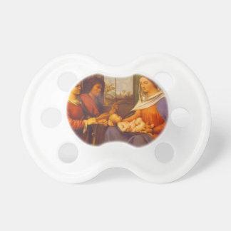 Giorgione- Sacred conversation Pacifier