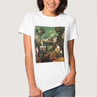 Giorgione The Tempest T Shirt