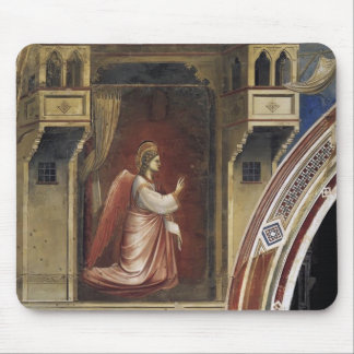 Giotto Annunciation The Angel Gabriel Sent by God Mouse Pad