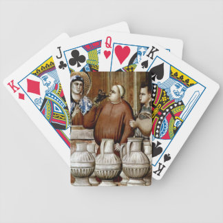 Giotto Art Poker Cards