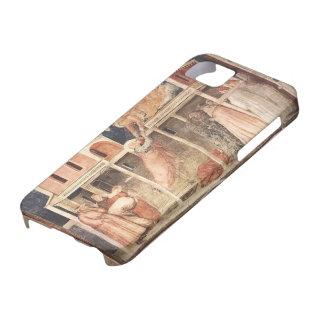 Giotto: Ascensión del evangelista iPhone 5 Case-Mate Cobertura