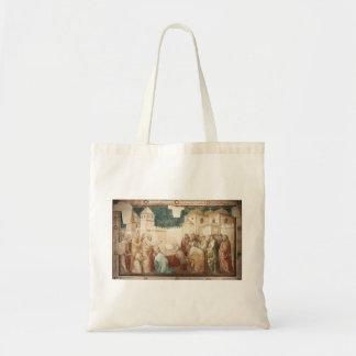 Giotto: Aumento de Drusiana Bolsas De Mano