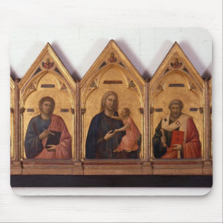 Giotto- Badia Polyptych Mouse Pad
