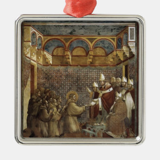 Giotto: Confirmation of the Rule Christmas Tree Ornaments