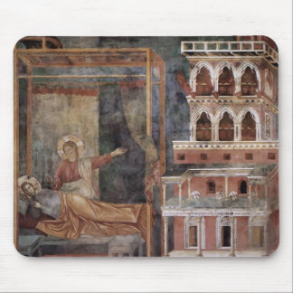 Giotto Dream of the Palace Mouse Pads