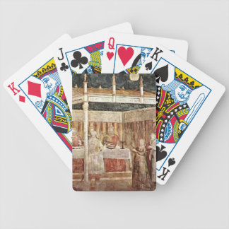 Giotto: Feast of Herod Bicycle Playing Cards