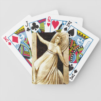 Giotto: Inconstancy Playing Cards