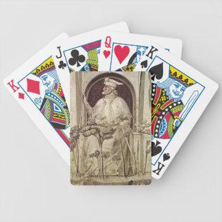 Giotto: Injustice Poker Deck