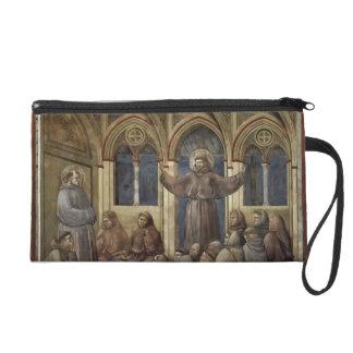 Giotto: La aparición en la casa del capítulo en Ar