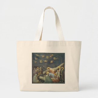 Giotto Lamentation of Christ, 1305 Canvas Bags