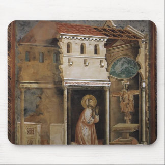 Giotto Miracle of the Crucifix Mousepads