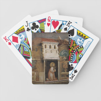 Giotto: Miracle of the Crucifix Bicycle Card Decks