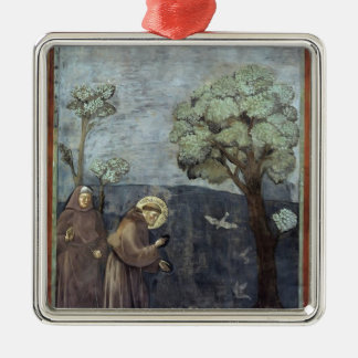 Giotto: St. Francis Preaching to the Birds Ornament