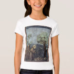Giotto: St. Francis Preaching to the Birds T-Shirt