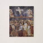Giotto: St Jerome que comprueba los estigmas Rompecabeza Con Fotos