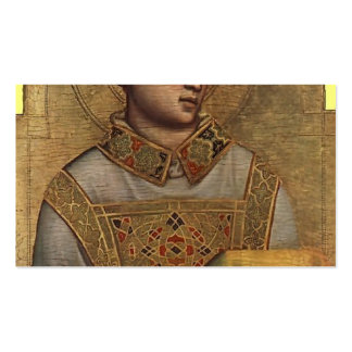 Giotto- St Stephen Business Card