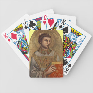 Giotto- St. Stephen Deck Of Cards