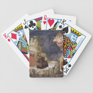 Giotto: Stigmatization of St. Francis Card Decks