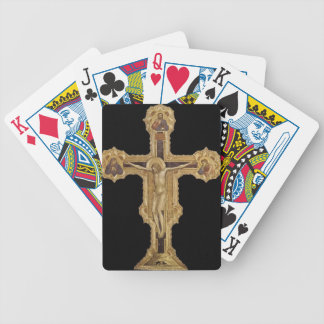 Giotto- The Crucifixion Bicycle Poker Cards