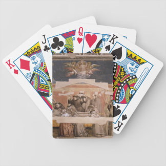 Giotto: The Death of St. Francis Card Deck