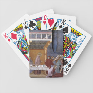 Giotto: The Death of the Knight of Celano Card Decks