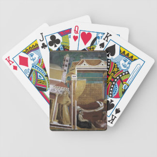 Giotto: The Dream of Innocent III Bicycle Card Deck