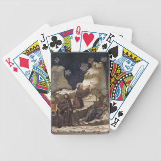 Giotto: The Miracle of the Spring Bicycle Playing Cards