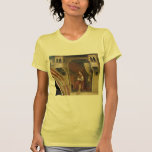 Giotto: The Virgin Receiving the Message Tees