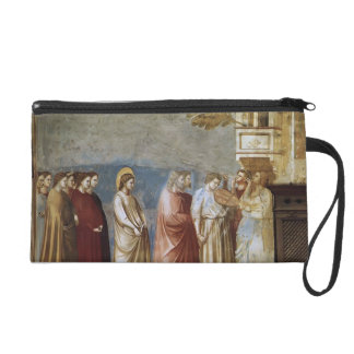 Giotto: The Virgin's Wedding Procession Wristlets