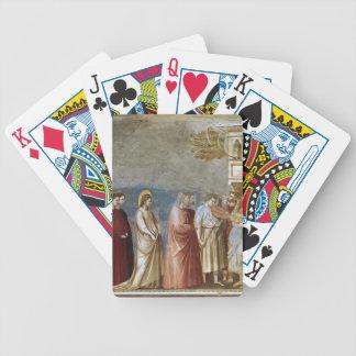 Giotto: The Virgin's Wedding Procession Card Decks