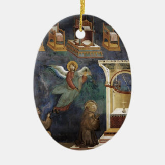 Giotto: The Vision of the Thrones Christmas Tree Ornament