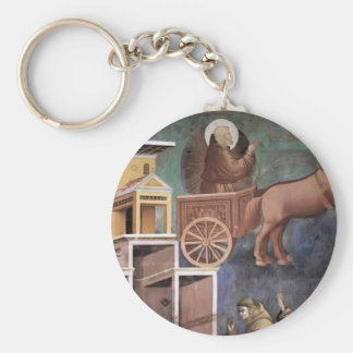 Giotto: Vision of the Flaming Chariot Keychain