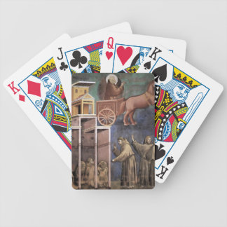Giotto: Vision of the Flaming Chariot Card Deck