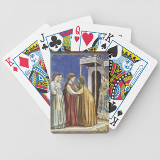 Giotto: Visitation Card Deck