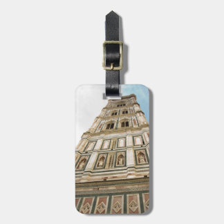 Giotto's Bell tower Bag Tags