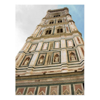 Giotto's Bell tower Postcard