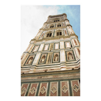 Giotto's Bell tower Stationery