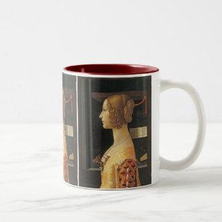 Giovanna degli Albizzi Tornabouni Coffee Mug