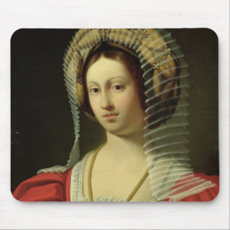 Giovanna I  Queen of Naples, 1842 Mouse Pad