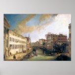 Giovanni Antonio Canal-The River of Mendicanti Posters