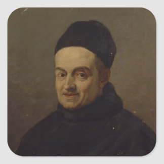 Giovanni Battista Martini Square Sticker