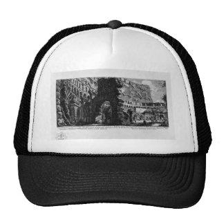Giovanni Battista Piranesi- The Roman antiquities Trucker Hats