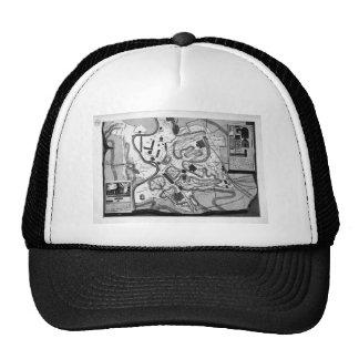 Giovanni Battista Piranesi- The Roman antiquities Mesh Hat
