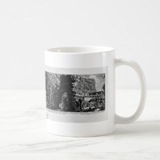 Giovanni Battista Piranesi- The Roman antiquities Mug