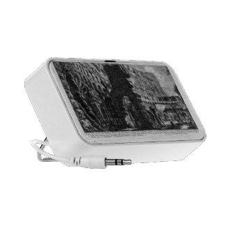 Giovanni Battista Piranesi- The Roman antiquities iPod Speaker