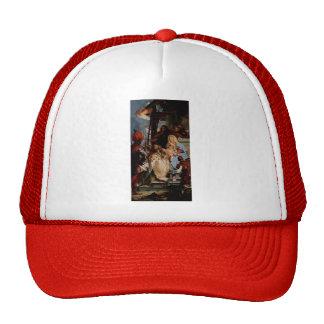 Giovanni Battista Tiepolo- Adoration of the Magi Trucker Hat